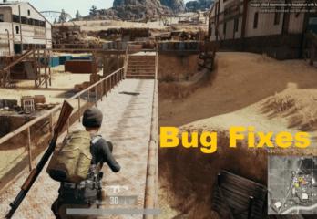 pubg lite bugs fix
