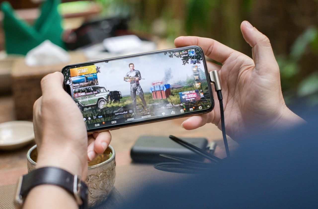 Best Mobile for PUBG Under 10000